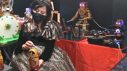 ロボットバンド with テルミン_3